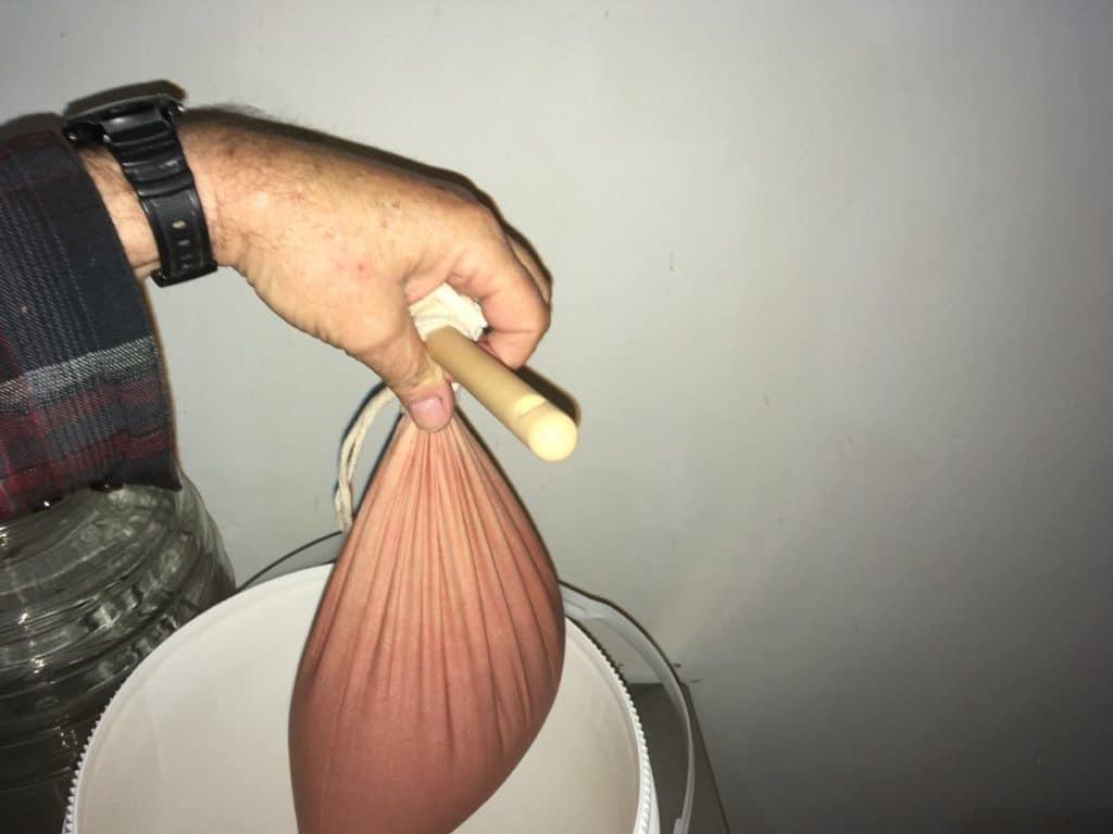 Pulpa de conserva cruda di pomodoro